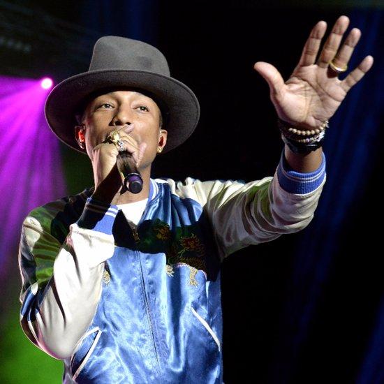 "Watch Pharrell Williams Dance Around the Globe in His ""Freedom"" Video"