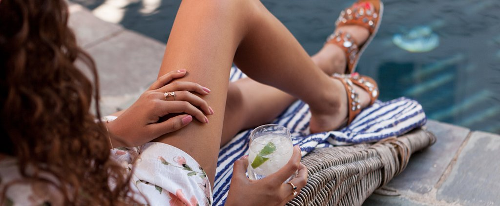 Get Your Best Skin Ever With This Boozy DIY Treatment