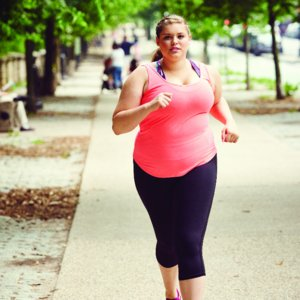 Plus-Size Model Erica Schenk's Running Tips