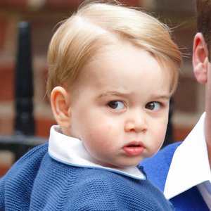 Prince George Pictures and Zoolander Quotes