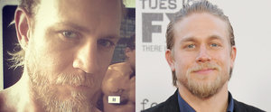 Seeing Double! Here's Charlie Hunnam's Doppelgänger