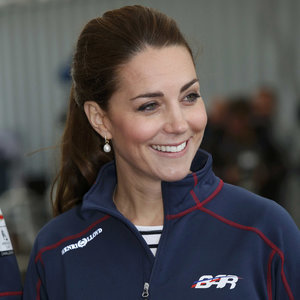 Kate Middleton and Prince William America's Cup Event 2015
