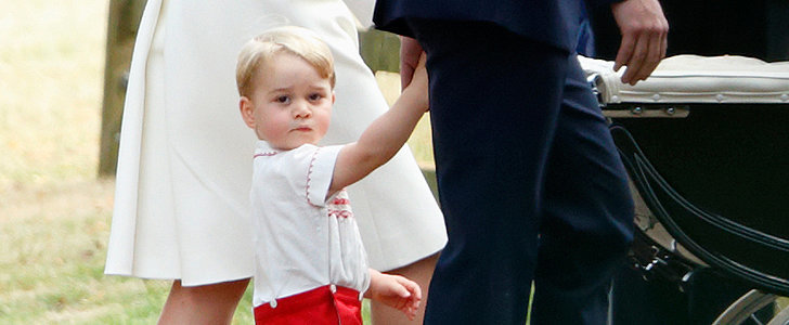 Kate Middleton Says Prince George Thinks He's Older!