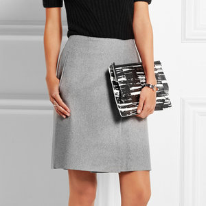 Warm Skirts and Pants For Winter 2015