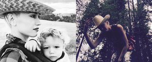 Gwen Stefani and Her Youngest Son Turn Their Vacation Into an Adorable Photo Shoot