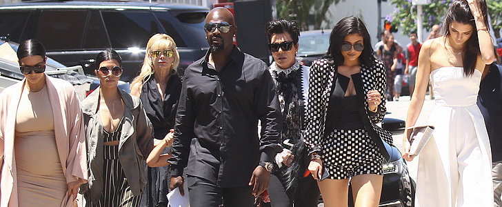 When the Kardashians Do #SundayFunday, They Do It in Style