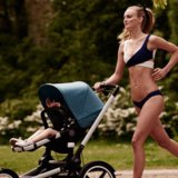 The Real Reason Parents Are Annoyed by the Bikini-Clad Model Pushing a Jogging Stroller
