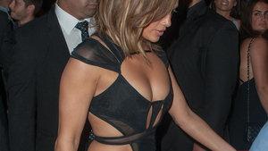 Jennifer Lopez Sparks Controversy In Her Sexy Birthday Dress