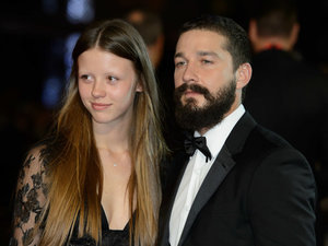 Shia LaBeouf And Girlfriend Mia Goth Get Into Huge Public Fight In Germany