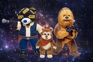 Build-A-Bear Is Selling Star Wars Bears, Just So We're All Clear On That