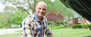 HGTV's Chip Wade Knows How to Plan the Perfect Road Trip