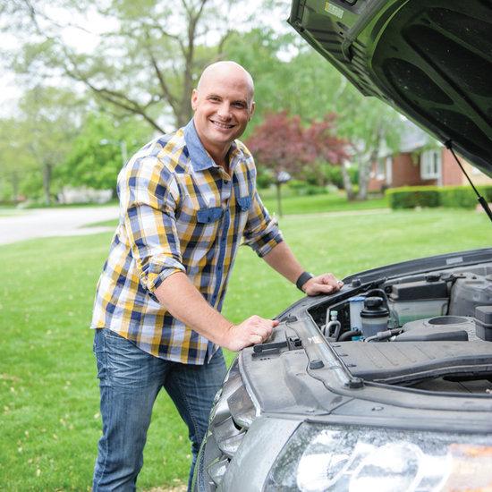 HGTV Handyman Chip Wade on Road Trip Car Safety Tips