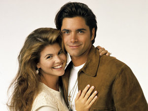 John Stamos Confirms Uncle Jesse And Aunt Becky Are Back Together For 'Fuller House'