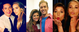 The Best Snaps of the Saved by the Bell Cast Hanging Out in Real Life