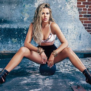 Khloe Kardashian's Fitness-Themed Complex Magazine Shoot