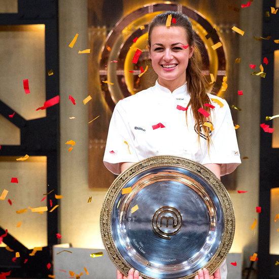 MasterChef 2015 Winner Interview: Billie McKay