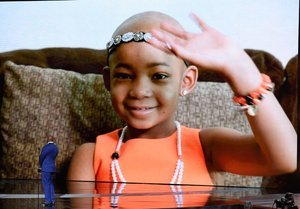 FROM SI: Devon Still Shares That His Daughter Leah's Cancer Is Still in Remission