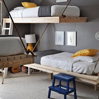 Ideas For Shared Kids Rooms