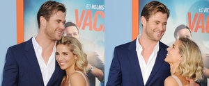 Chris Hemsworth and Elsa Pataky Have Crazy-Hot Chemistry on the Red Carpet