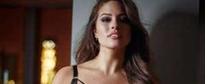 Ashley Graham Has Her Own Lingerie Line and She Stripped Down to Show It Off