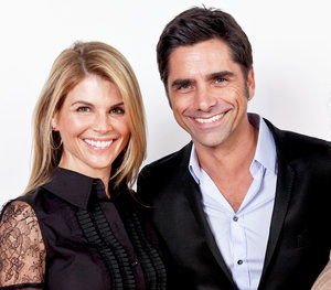Uncle Jesse, Aunt Becky Are Together Again: John Stamos Shares Fuller House Photos