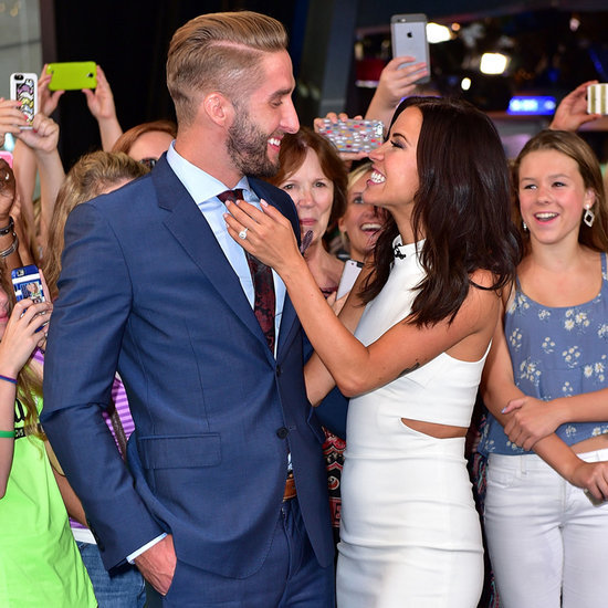 The Bachelorette's Kaitlyn and Shawn on Good Morning America