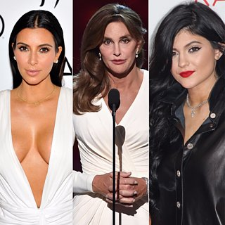 Kardashian Beauty Evolution GIFs