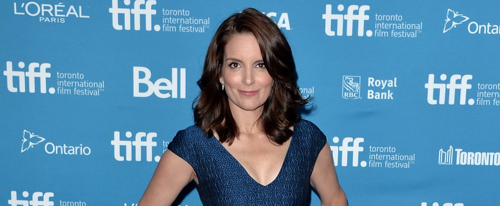 "Tina Fey Says Donald Trump Is ""Great For Comedy"""