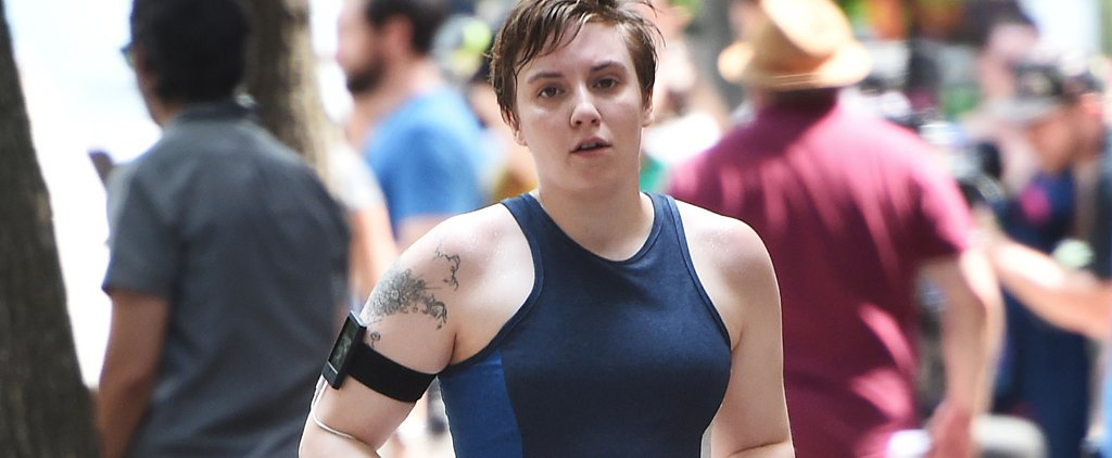 A Hater Converted! Learn What Made Lena Dunham Love to Run