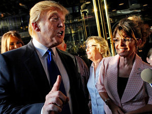 Donald Trump Would Love 'Special Person' Sarah Palin On His Team