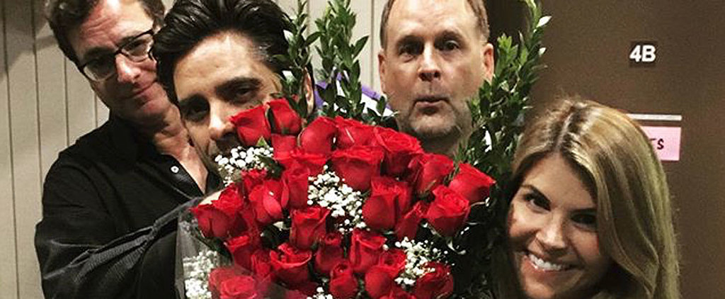 Have Mercy! Lori Loughlin's Birthday Celebration Included a Bouquet of Roses From John Stamos