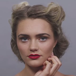 See 100 Years of German Beauty in 2 Minutes