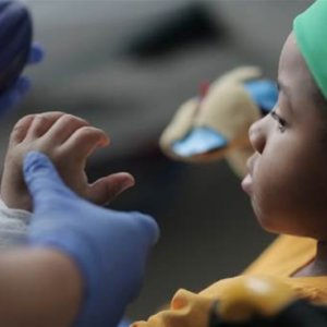 Little Boy Gets First Pediatric Double Hand Transplant