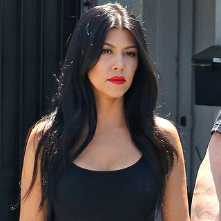 Kourtney Kardashian in LA July 2015 | Pictures