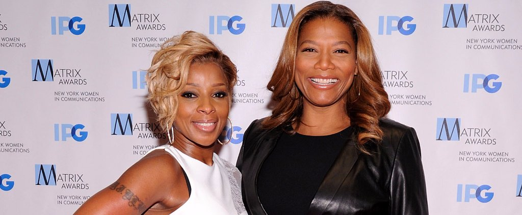 Queen Latifah and Mary J. Blige Join NBC's The Wiz