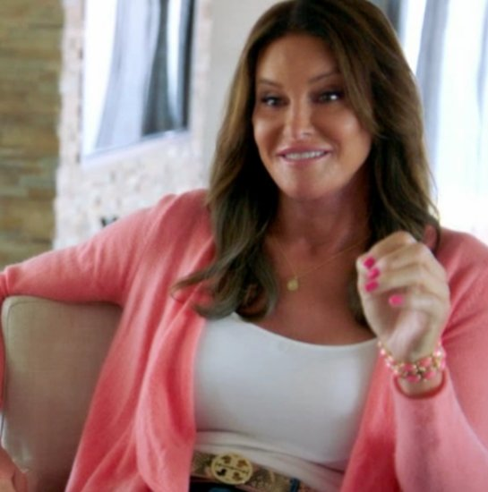 "Watch Caitlyn Jenner Do Her Best ""Feminine Voice"" in This Hilarious I Am Cait Clip"