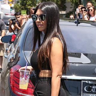 Kourtney Kardashian After Split From Scott Disick Pictures