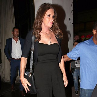 Caitlyn Jenner Out in LA After Meeting Kris