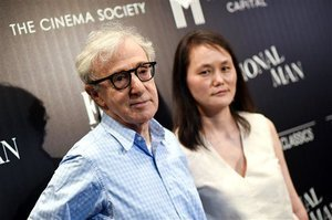 Woody: I Thought Soon-Yi Would Just Be a Fling
