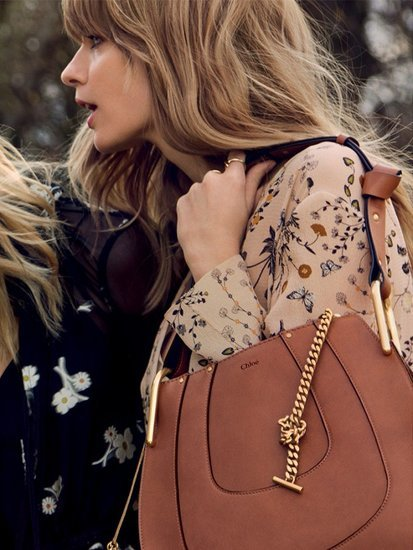 Chloé's New Campaign Is a Parisian Dream