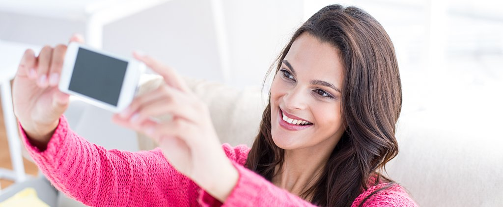 Your Go-To Selfie Face Is Giving You Wrinkles
