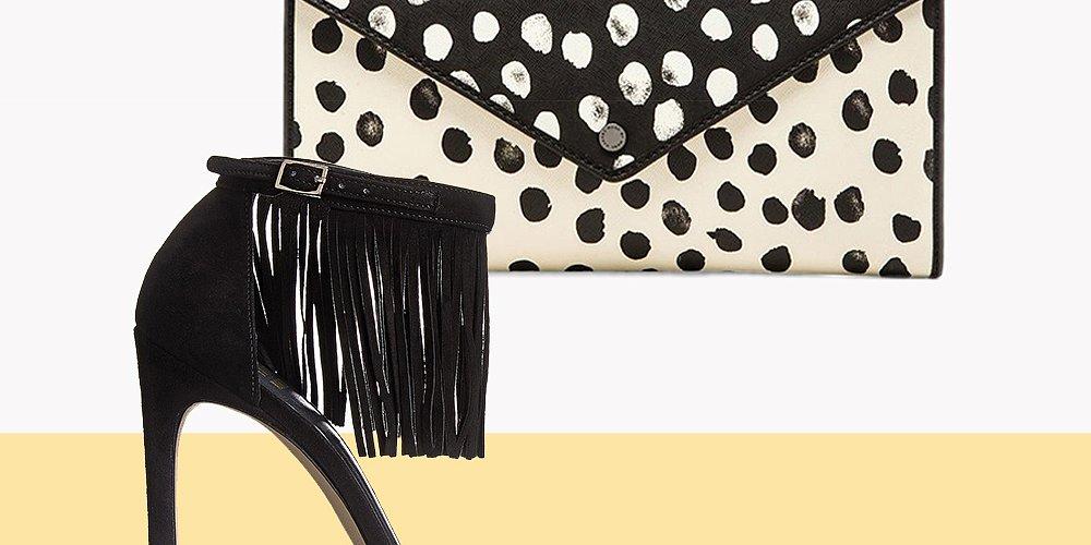 Shoes + Handbag + Sale = Happy