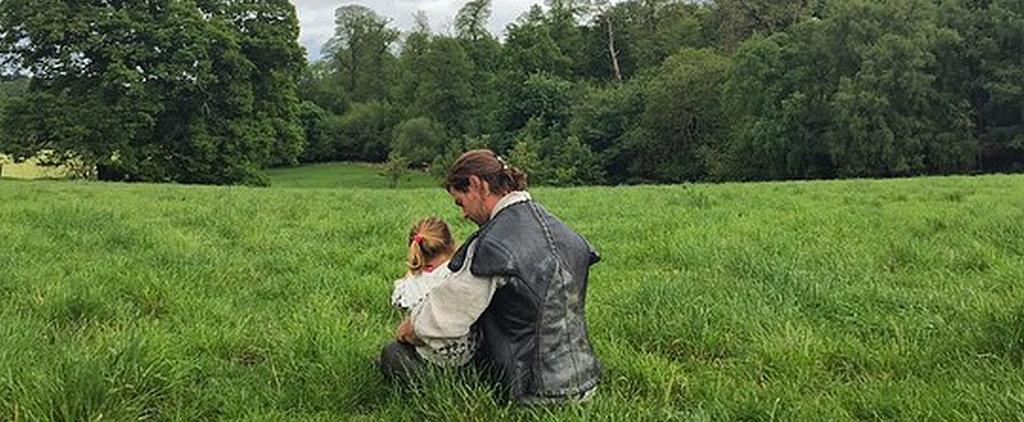 Doting Dad Chris Hemsworth Will Make Your Heart Melt