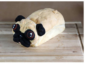 This Pugloaf Is Bread-Baking At Its Cutest