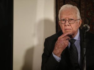 Jimmy Carter Blasts U.S. 'Political Bribery'