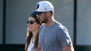 Jessica Biel and Justin Timberlake Happily Step Out Together for the First Time Since Birth of Baby Silas