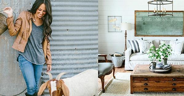 fixer upper decorating inspiration popsugar home. Black Bedroom Furniture Sets. Home Design Ideas