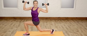 Sculpt Your Legs With Our 10-Minute Hot-Pants Workout