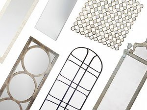 10 Statement Floor Mirrors to Reflect Your Style