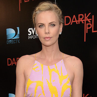 Charlize Theron Reportedly Adopts Baby Girl 2015